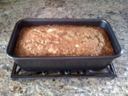 Warm Delicious Banana Bread