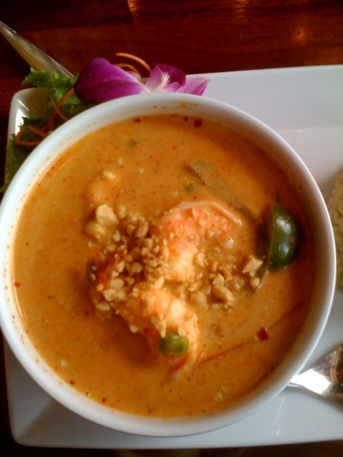Delicious Thai Curry from Home