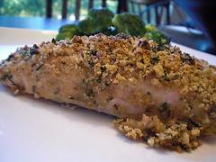 Baked Honey and Dijon Salmon