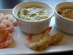 Shrimp With Spicy Garlic Mayo