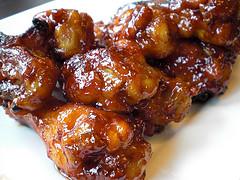 Finger Lickin Baked Chicken Wings